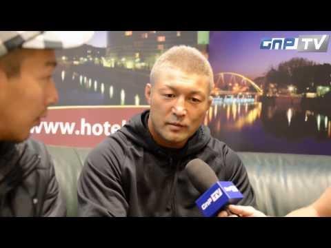 KSW 25: Ryuta Sakurai Thinks He Won The First Fight Against Mamed Khalidov, Won't Change Anything