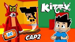 ROBLOX PIGGY y KITTY en ESPAÑOL Capitulo 2 La Casa de MICKEY MOUSE