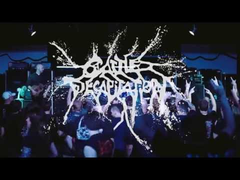 Cattle Decapitation (Full Set) at Crazy Horse