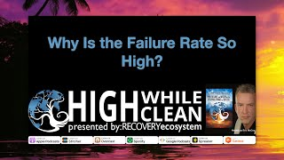 Why is the Failure Rate So High?