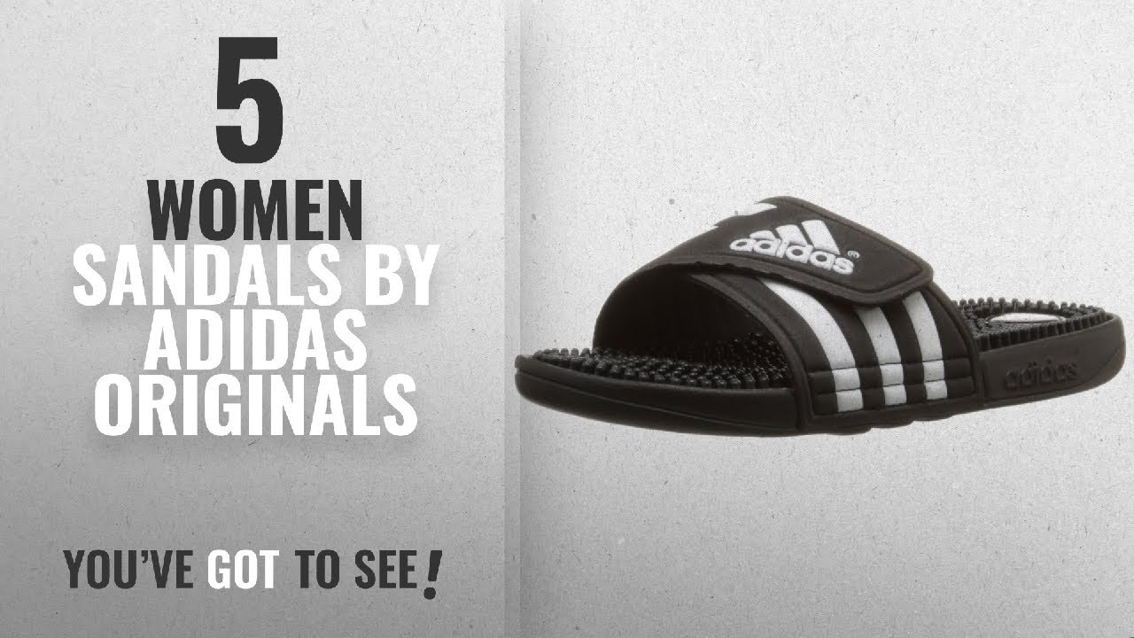 7f9ffb6c6 Top 5 Adidas Originals Women Sandals  2018   adidas Women s adissage ...