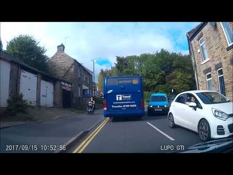 Sheffield Bad Drivers Compilation #24