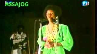 Djibouti: Fatouma Ahmed Dambil