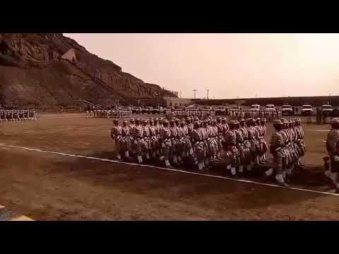 قوات الجيش الجنوبي بقيادة الرئيس اللواء عيدروس الزُبيØ