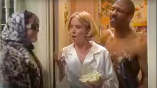 Sugar walls - Gimme Gimme Gimme - BBC comedy