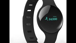 h8 bluetooth smartband smart watch review and teardown