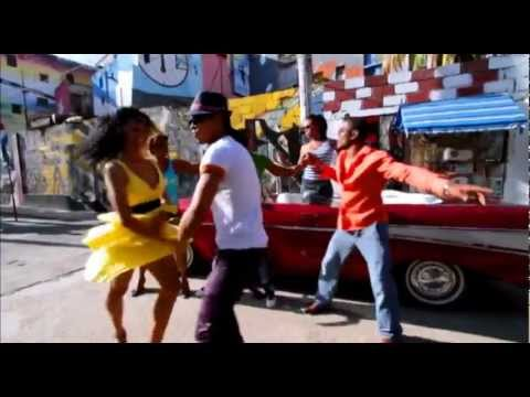 Salsa House En Cuba - Descarga En Callejón De Hamel - YouTube
