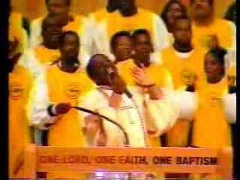 Bishop David L. Ellis - Praise Medley