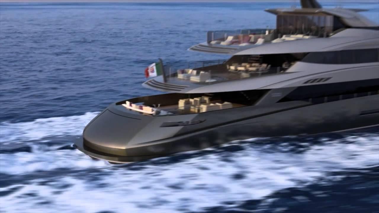 เรือยอร์ช สุดหรู MONDO MARINE Yachts