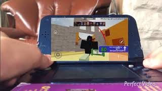 Roblox on Nintendo 3ds?!?