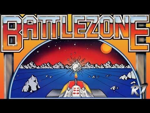Battle Zone | 1980 | Arcade | Gameplay | HD 720p 60/40FPS