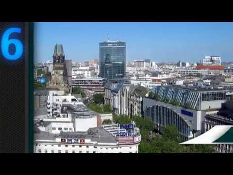 Top 10 Attractions in Berlin, Germany