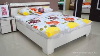 """Обзор спальни """"Женева"""" фабрики Мебель Парк"""