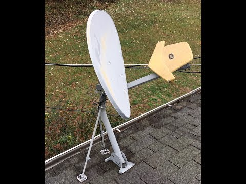 Transform Your Satellite Dish To An Antenna (Ota)