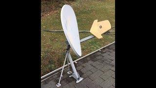 Transform your Satellite dish to an antenna (Ota)