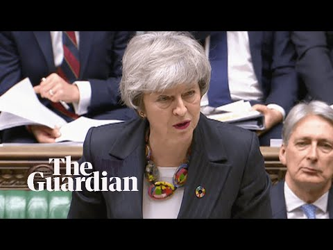 Theresa May updates Parliament on Brexit negotiations – watch live