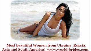 Beautiful Ukraine girls for dating