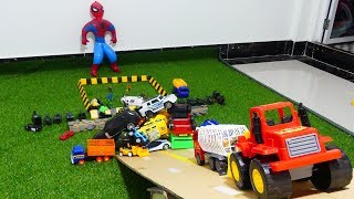 Toys Car Slide Play Videos For Kids, Toys For Kids, Cars for Kids, toys kids Videos,