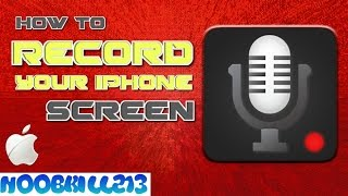 How to Record Your iPhone Screen  Madden Mobile  Clash of Clans Plus