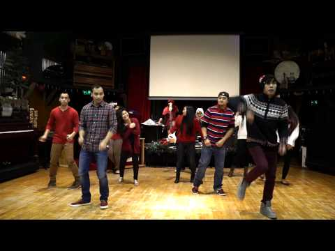 Merry Christmas Happy Holidays (Dance)