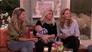 Kim, Bobbi En Leonie Over Baby's! - Koffietijd