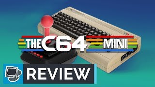 THEC64 Mini Review