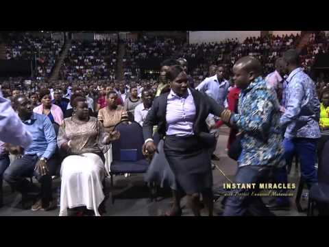 Prophet Makandiwa - Clear Demonstration of God's Power -  Instant Miracles 26 Jan 2016 1B