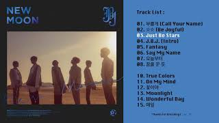 [FULL Album] JBJ - NEW MOON - The 1st Album MP3