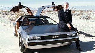 War, Drugs & Stainless Steel: The Rise and Fall of John DeLorean