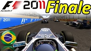 F1 2011 Career Mode Part 17: The Finale