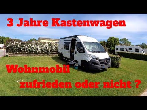 Fazit 3 Jahre Pössl Roadcar Wohnmobil Kastenwagen
