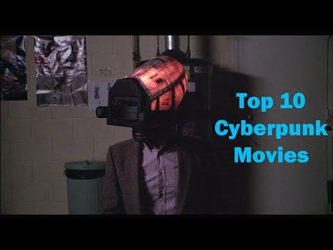 Top 10 Cyberpunk Movies
