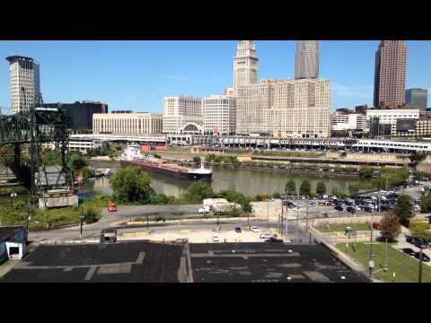 The Buffalo on the Cuyahoga