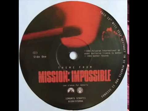 Adam Clayton & Larry Mullen Jr  Theme From Mission: Impossible