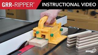 GRR-RIPPER   Full Instructional Video (2018)