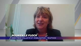 Yvelines | L'ITV Express de Nolwen Le Floch, directrice collecte et mobilisation Téléthon
