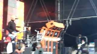 ärztival Kassel 23.06.2013 - Intro + Wie es geht + 2000 Mädchen + Bettmagnet + Begrüßung