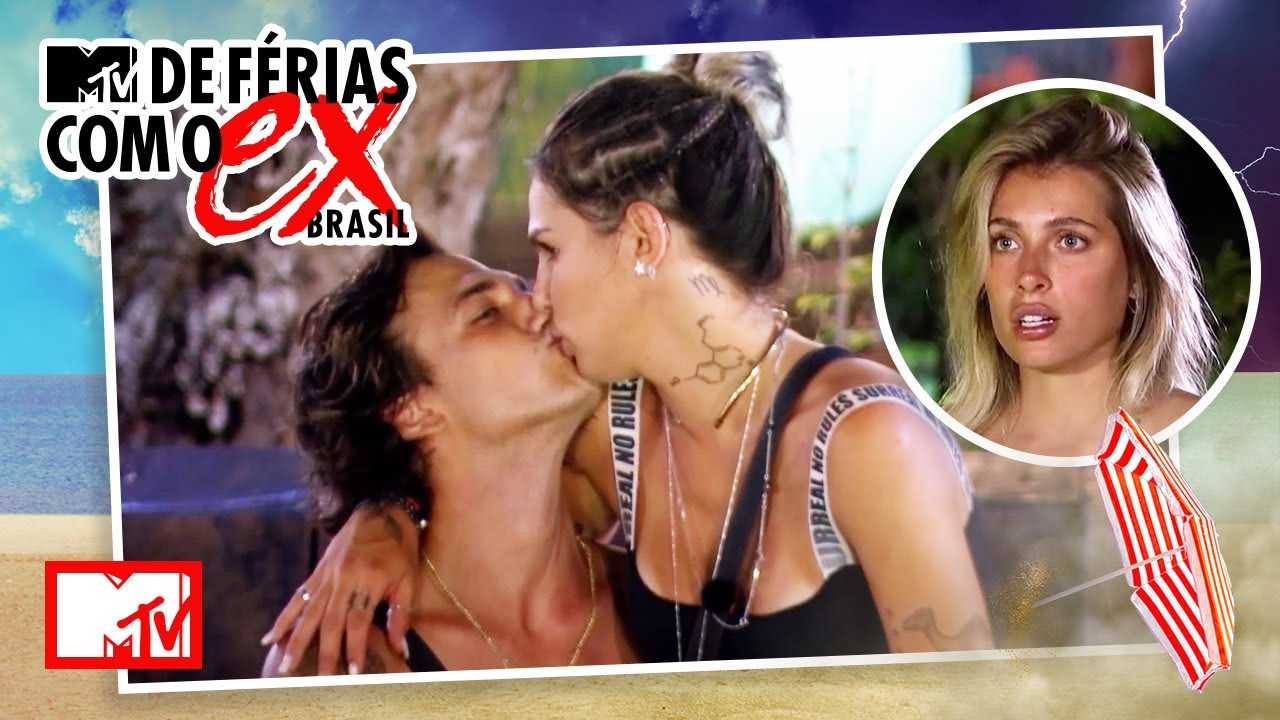 Igor e Rebecca transam e Scarlat cai no choro | MTV De Férias Com O Ex Brasil T6