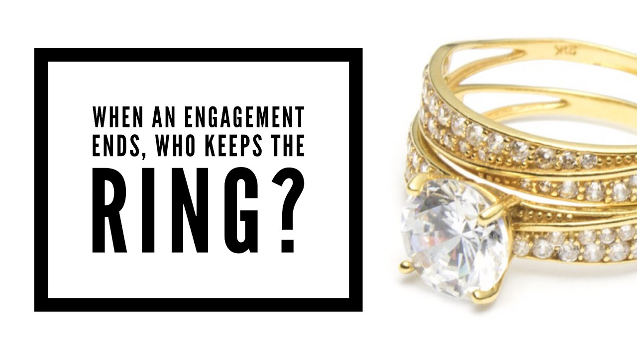 When an engagement ends, who keeps the ring? The BLING Debate