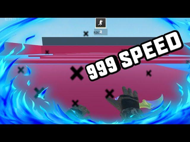SPEED RUN : BHOP PRO