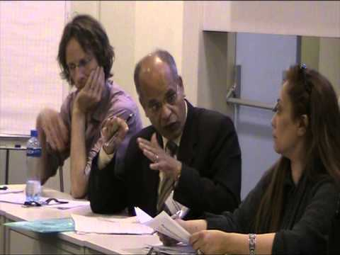 Youth and children in the Arab world and the EU (18 Oct 2012 part 1)