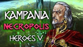 ⚔️ Heroes of Might and Magic V - Kampania Necropolis - Na żywo