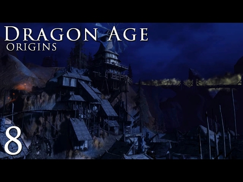 Let's Play Dragon Age: Origins With Pyro Part 8: Redcliffe Raided