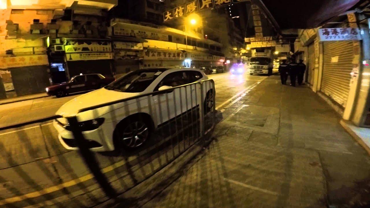 香港SEX モンコック風俗街(裏通り) - YouTube