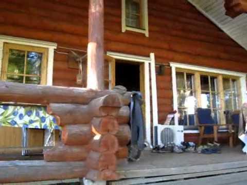 Коттедж в Финляндии:  Особенности строительства.