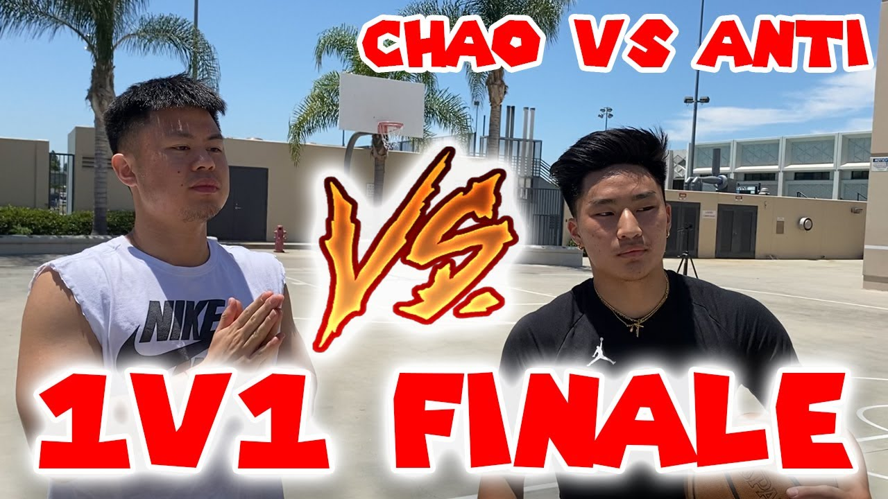 KENNY CHAO EXPOSED? TRILOGY 1V1 REMATCH FINALE! STEAK DINNER ON THE LINE  🍷🍖