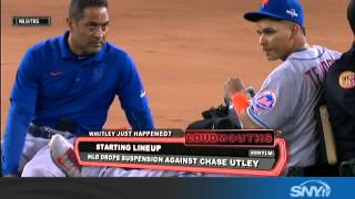Loud Mouths: Chase Utley Suspension Dropped