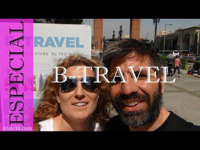 BTravel Barcelona 2015 Feria de Turismo