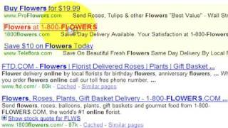 Internet Guide : How to Buy Flowers Online