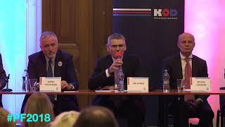Debata s prezidentskými kandidáty,  TOPAZ 3.1.2018